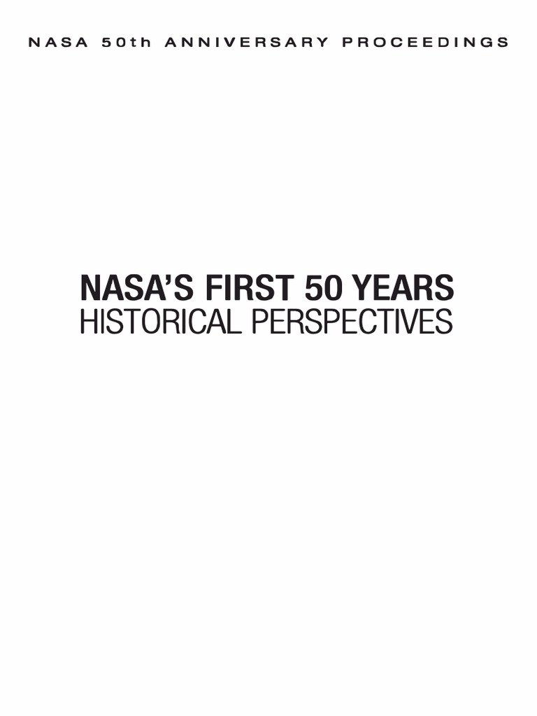 d7d05ce1bfd6 Nasa s First 50 Years