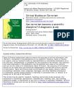 Can Terrorism Become a Scientific Discipline a Diagnostic Study 2