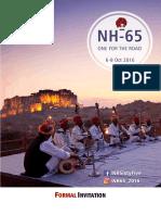 NH-65 Invite 2016