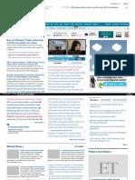 The Economic Times, Priyanka Singh -Taj Pharma