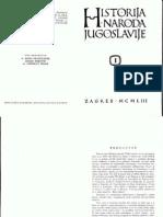 Historija Naroda Jugoslavije I