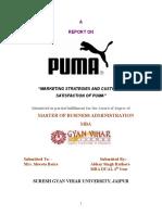 puma distribution channels