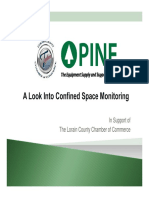 Pine Confined Space