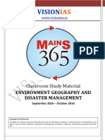 Environment Geography and Disaster Management Sept Oct Eng