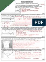 1a Avaliação - Estruturas Mecânicas [a] (Gabarito)