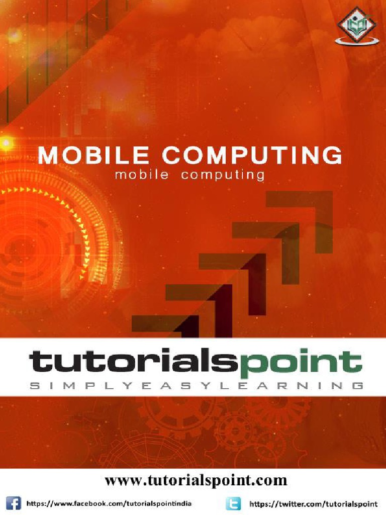 Mobile Computing Tutorial | 3 G | Personal Digital Assistant