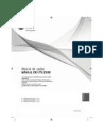 Manual Utilizare Masina de Spalat Rufe LG F12B8ND1