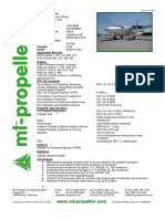 Stc 4 Blades Twin Otter