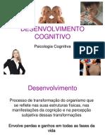 Aula++Desenvolvimento+cognitivo