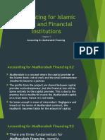 Ch 3 Accounting for Mudharabah Financing 1