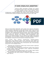 Audit SDM Dan Analisa Jabatan
