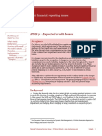 In Depth Ifrs9 Expected Credit Losses