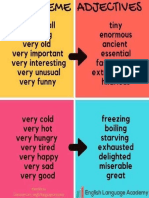 Extreme Adjectives