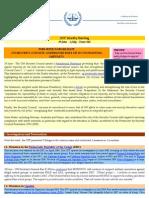 OTP Weekly Briefing - 29 June - 5 July - Issue #44