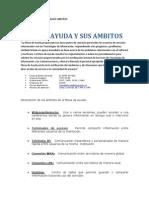 24-MESA DE AYUDA Y SUS AMBITOS