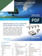 Delphi Worldwide Emissions Standards Pc Ldv 15 16