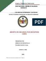 ABORTO EN VACUNOS POR NEOSPORA CANIS.docx