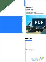 Manual Camion Iveco - Carrozado Trakker Euro 4 - 5 (Edicion 2008)