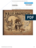 Un Libro Ilustrado de Malos Argumentos (Traducido Al Español Por María Corchero)