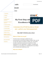 EFQM Course for Beginners