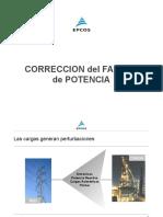 C1-Corrección Del Factor de Potencia