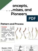 comparative anatomy lab   Homology (Biology)   Evolutionary Biology