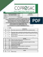 Cotizacion PIRAMIDE 0010 - Excel