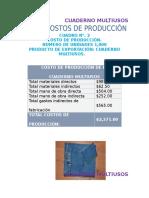 Ejemplos de Costos de Comercialización