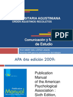 Normas Apa _investigaciones