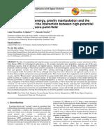 quantum vacuum and gravity.pdf