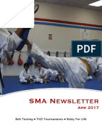 Apr '17 Newsletter