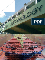 Department of Ship Technology Modified