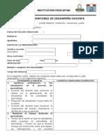 Ficha de Monitoreo de Desempeño Docente 2017-Rúbricas (1) - Copia