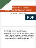 INTERAKSI SOSIAL DALAM DINAMIKA KEHIDUPAN SOSIAL.ppt
