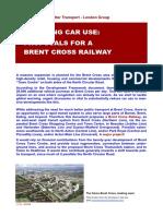 Brent Cross Railway