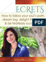 Isis Jade 10 Secrets to Following Your Soul s Path to Success