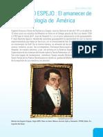 Eugenio Espejo El Amanecer de La Infectología de América