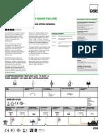 Dse4510 Dse4520 Data Sheet
