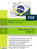 A educação na Constituição de 1998.pdf