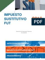 Presentacion SII ISFUT UAI - Taller Ref Tributaria