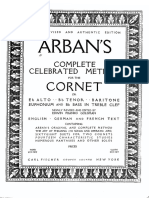 Arban ́s Complete Celebrated Method for the Cornet