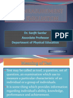 Dr. Sanjit Sardar -TEST, MEASUREMENT AND EVALUATION.pdf