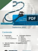 Relación Medico Paciente - CONCEPTOS GENERALES