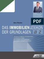 Alex Fischer - Das Immobilienlexikon Der Grundlagen