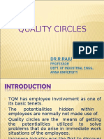 Quality Circles-TQM