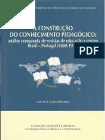 A construção do conhecimento pedagogico.pdf