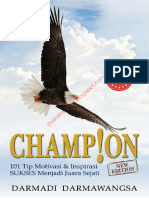 Champion - Darmadi Darmawangsa