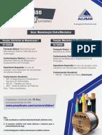 PS - Mec. de Manutenção I - Externo - 2017