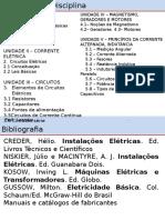 Aula 1- Instalações Elétricas I  - Introdução.pptx
