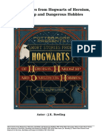 Descargar Libros Gratis Short Stories From Hogwarts of Heroism, Hardship and Dangerous Hobbies PDF EPub Mobi Autor J.K. Rowling